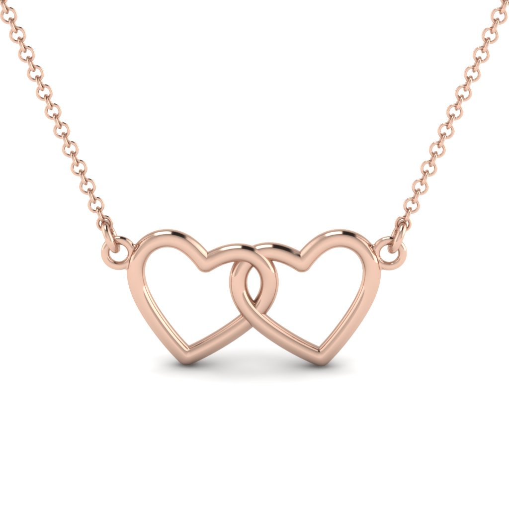 rose-gold-heart-locked-heart-pendant-FDPD85792-NL-RG