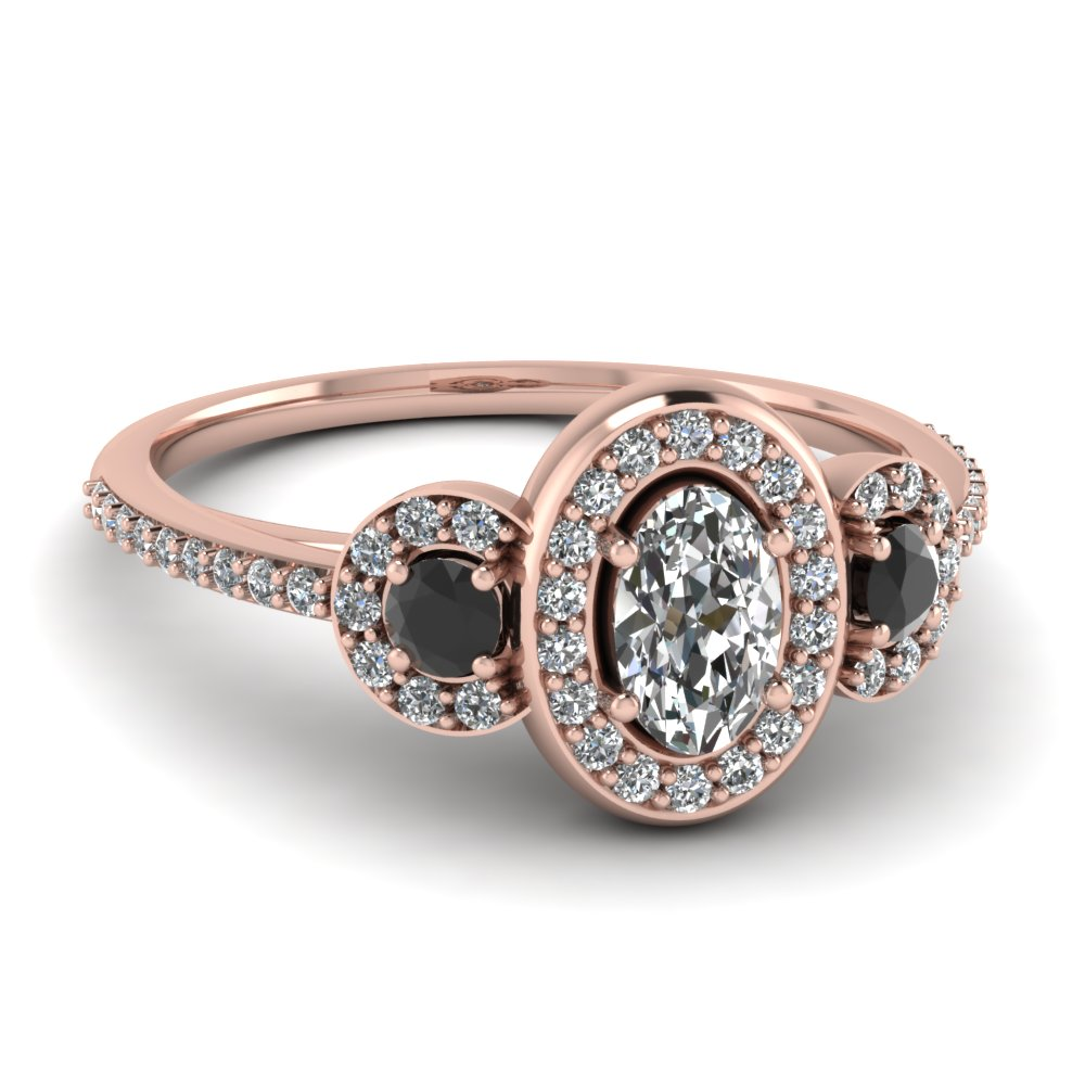 Discounted Oval Halo Engagement Rings Fascinating Diamonds