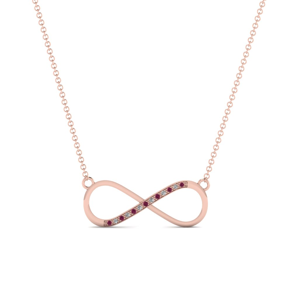 Desirable Infinity Pendant