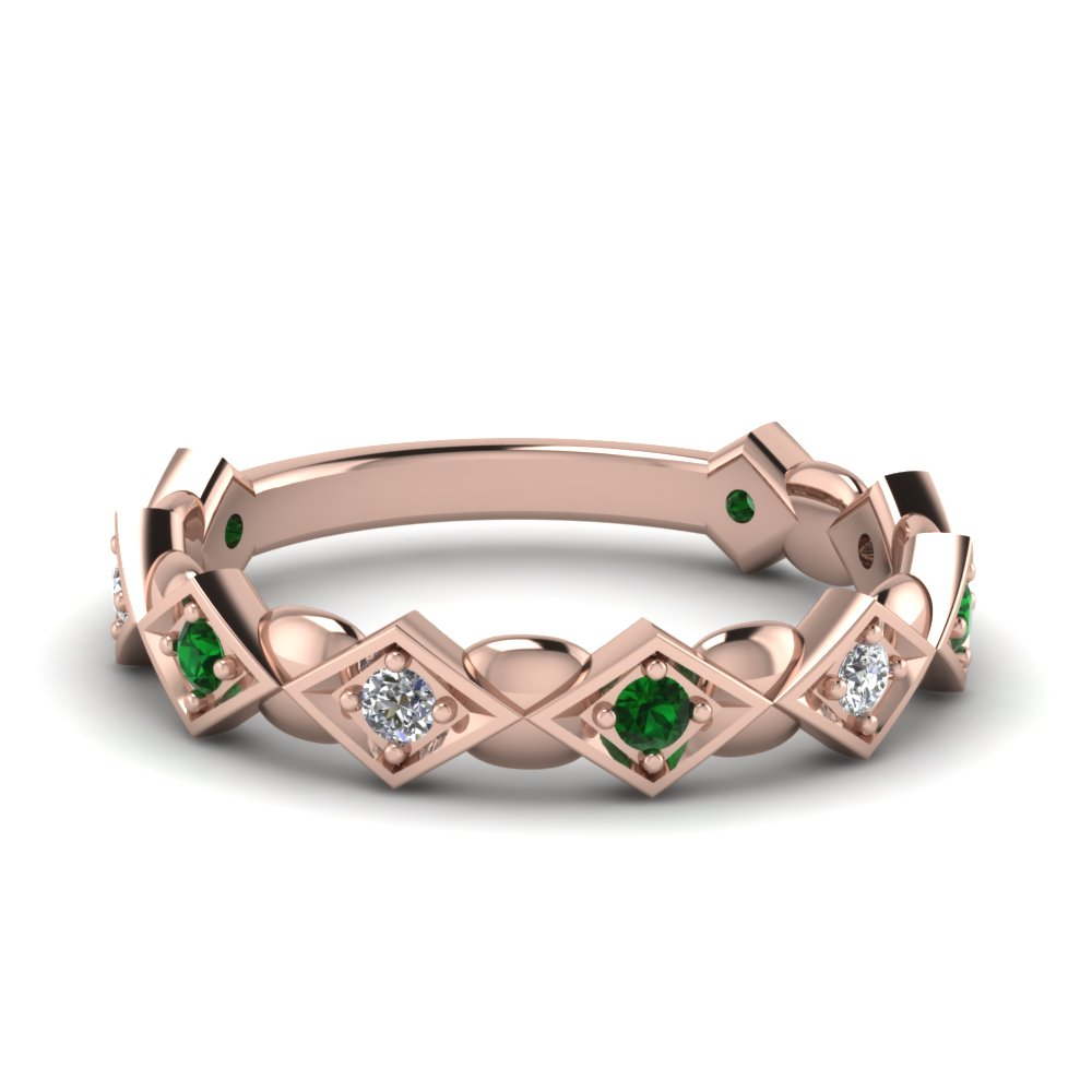 Modern Women Wedding Rings