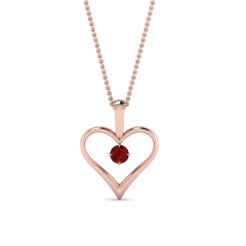Shop For Stunning 14k Rose Gold Pendants