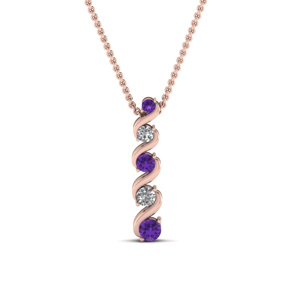 rose-gold-round-violac-topaz-fancy-pendant-with-white-diamond-in-prong-set-FDPD1757GVITO-NL-RG