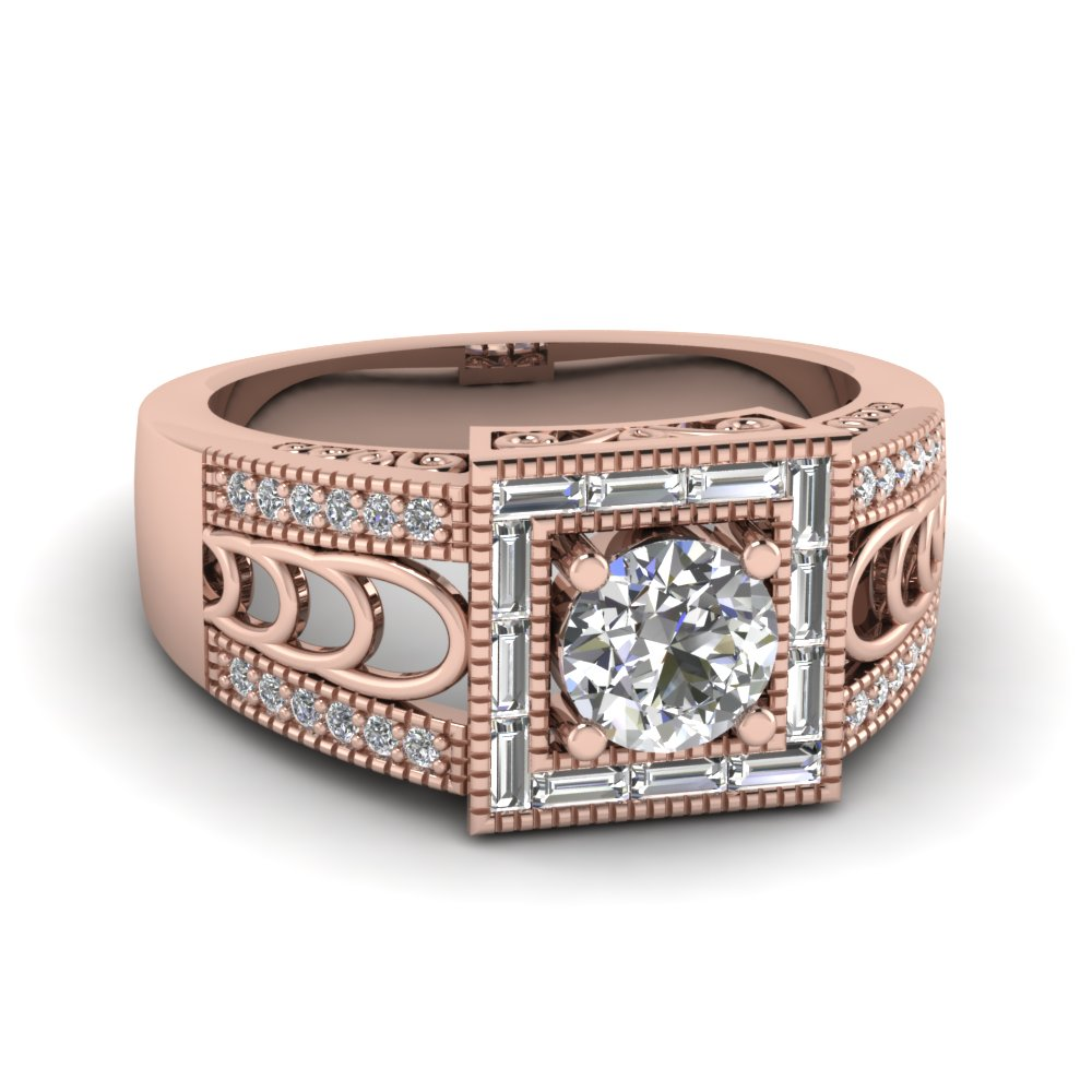 rose-gold-round-white-diamond-engagement-wedding-ring-in-pave-set-FD62291ROR-NL-RG
