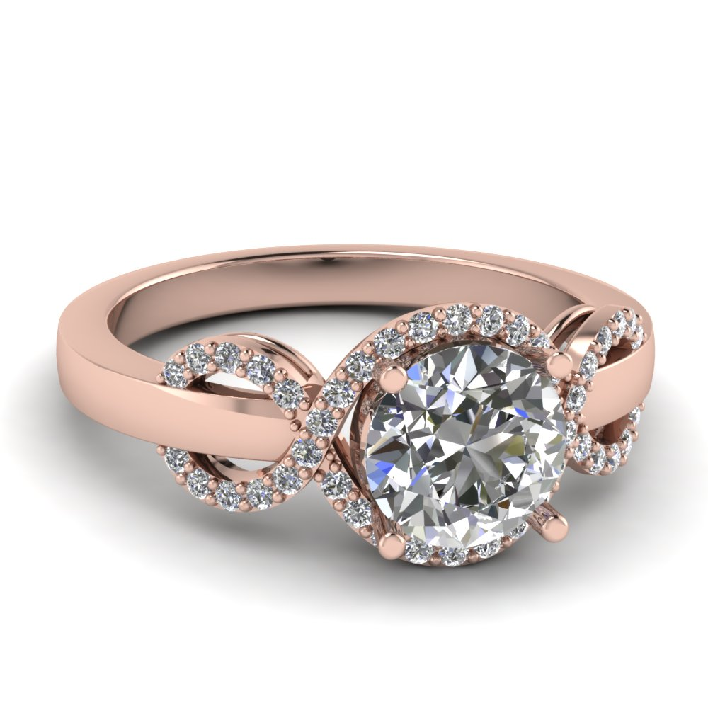 Get Our Pave Halo Engagement Rings At Affordable Prices