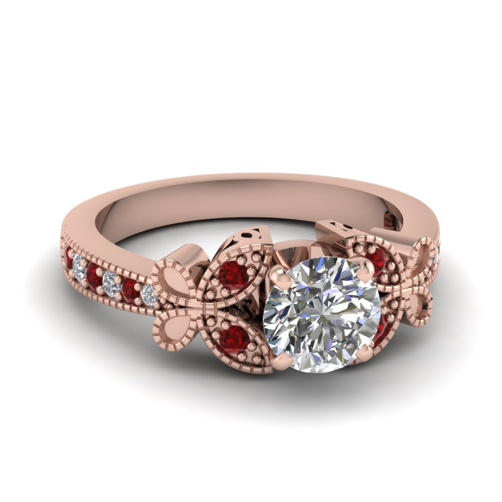 rose-gold-round-white-diamond-engagement-wedding-ring-with-red-ruby-in-pave-set-FDENS3077RORGRUDR-NL-RG