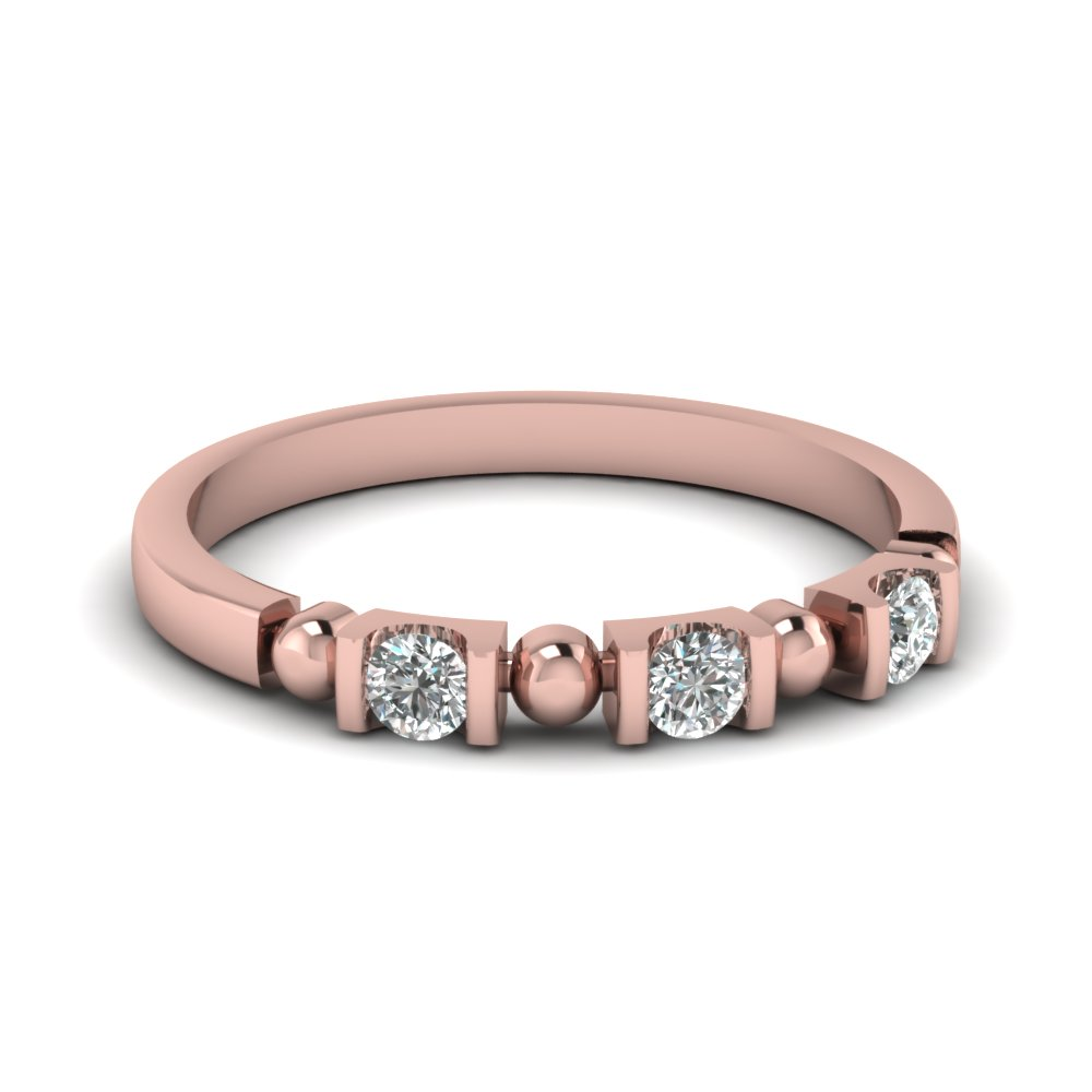 Unique Diamond Wedding Bands For Female