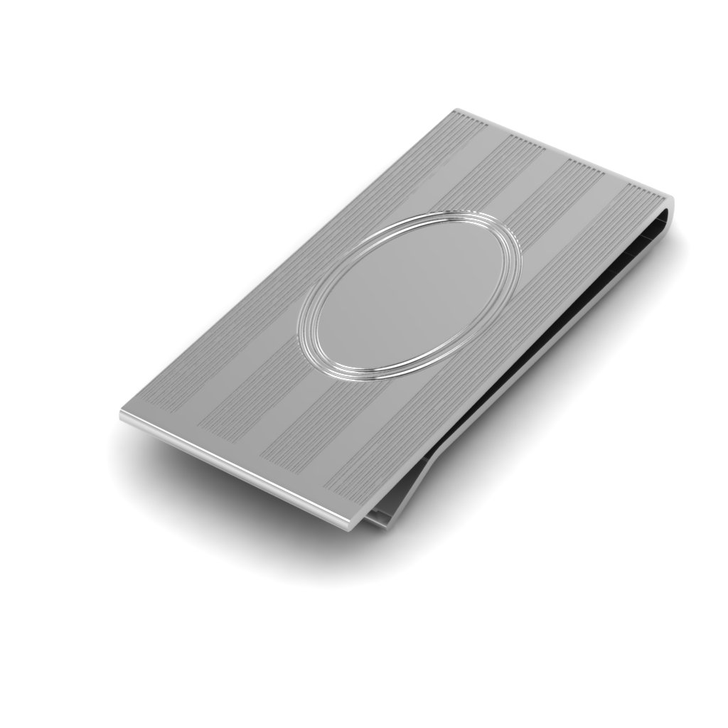 sterling-silver-glossy-striped-money-clip-FD23080-NL-WG