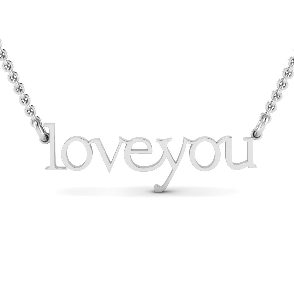 Love Eternity Pendant