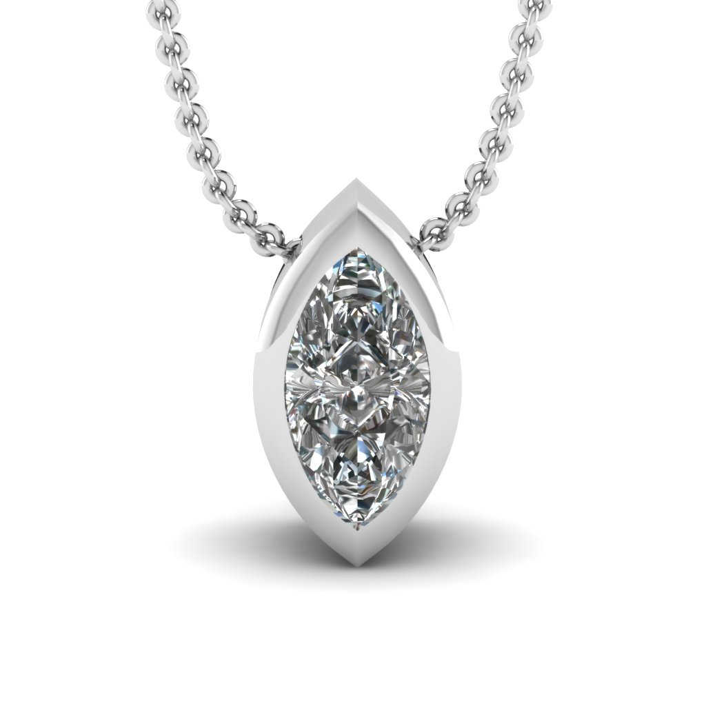 Buy Beautiful Solitaire Pendants Online