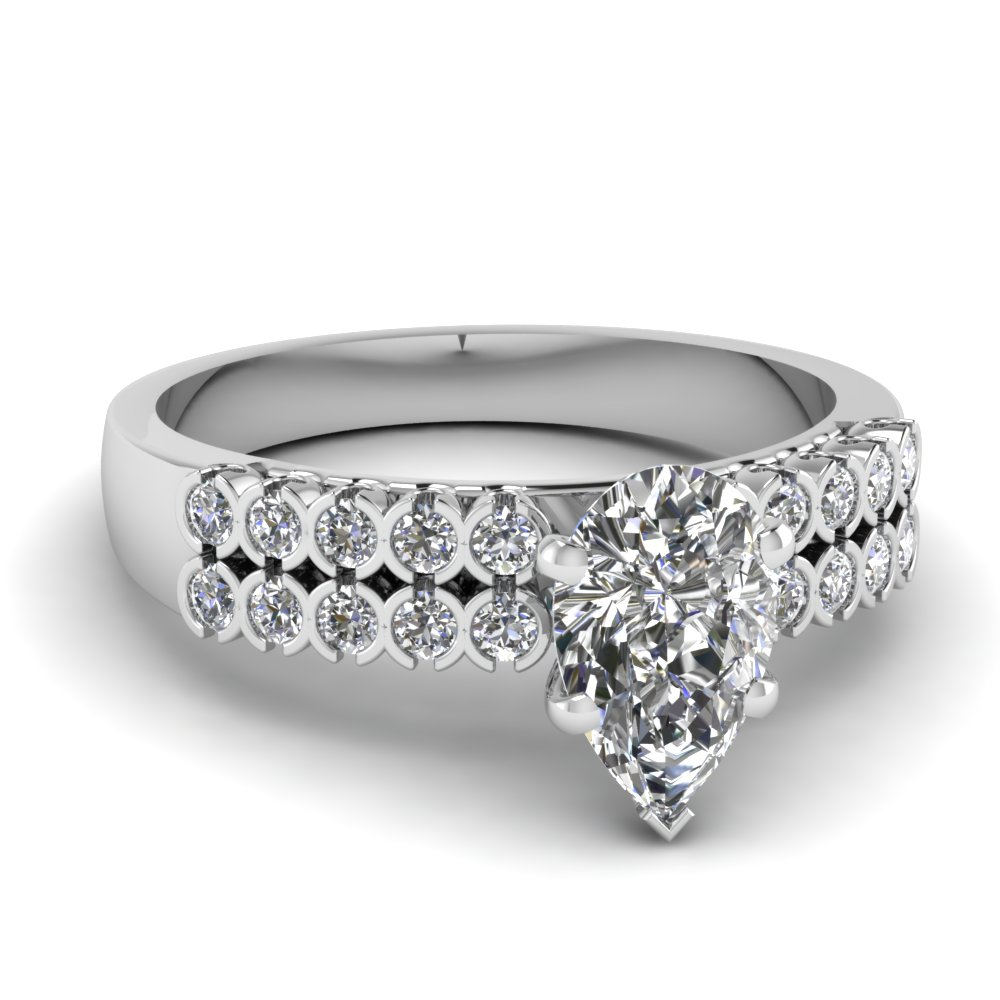 Top twenty Pear Engagement Rings