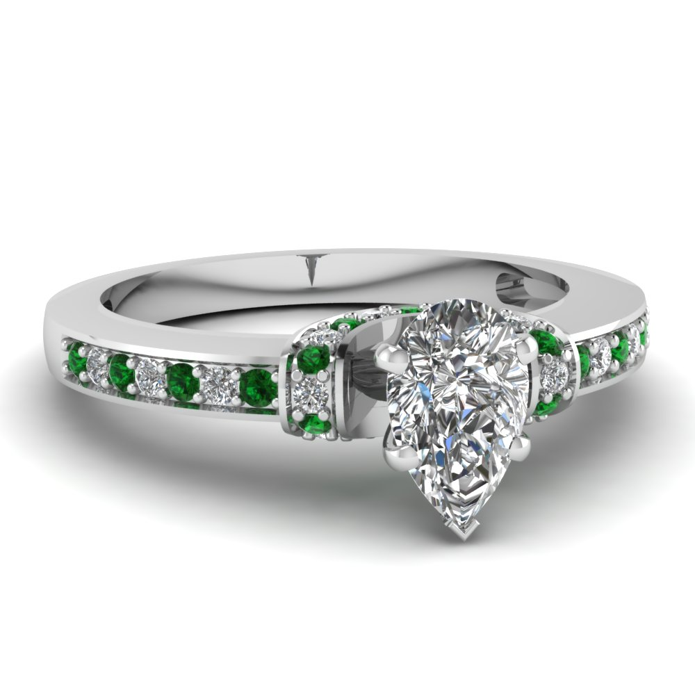Beautiful Pave Diamond Ring