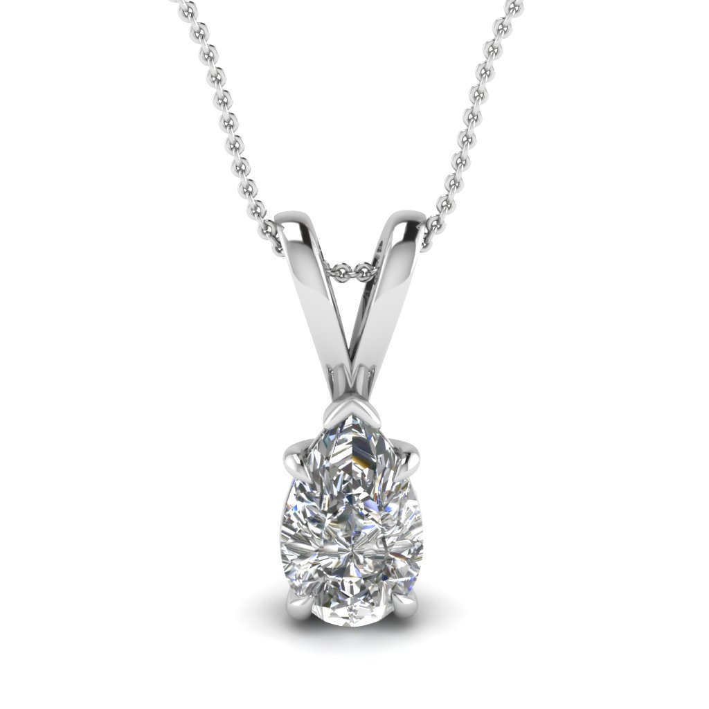 white-gold-pear-white-diamond-solitaire-pendant-in-prong-set-FDPD5PE-NL-WG