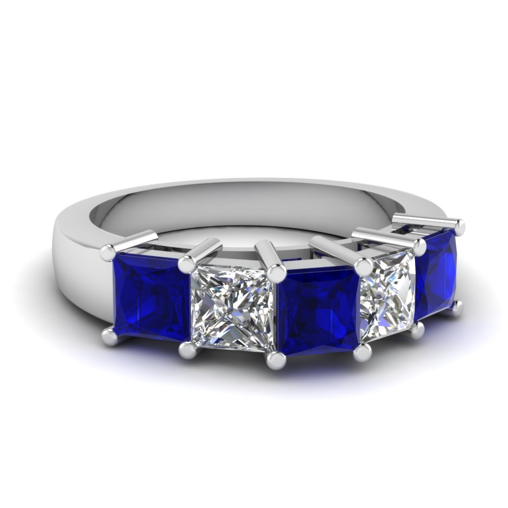 blue sapphire wedding band awesome his and her matching blue diamond blue sapphire wedding band. Black Bedroom Furniture Sets. Home Design Ideas