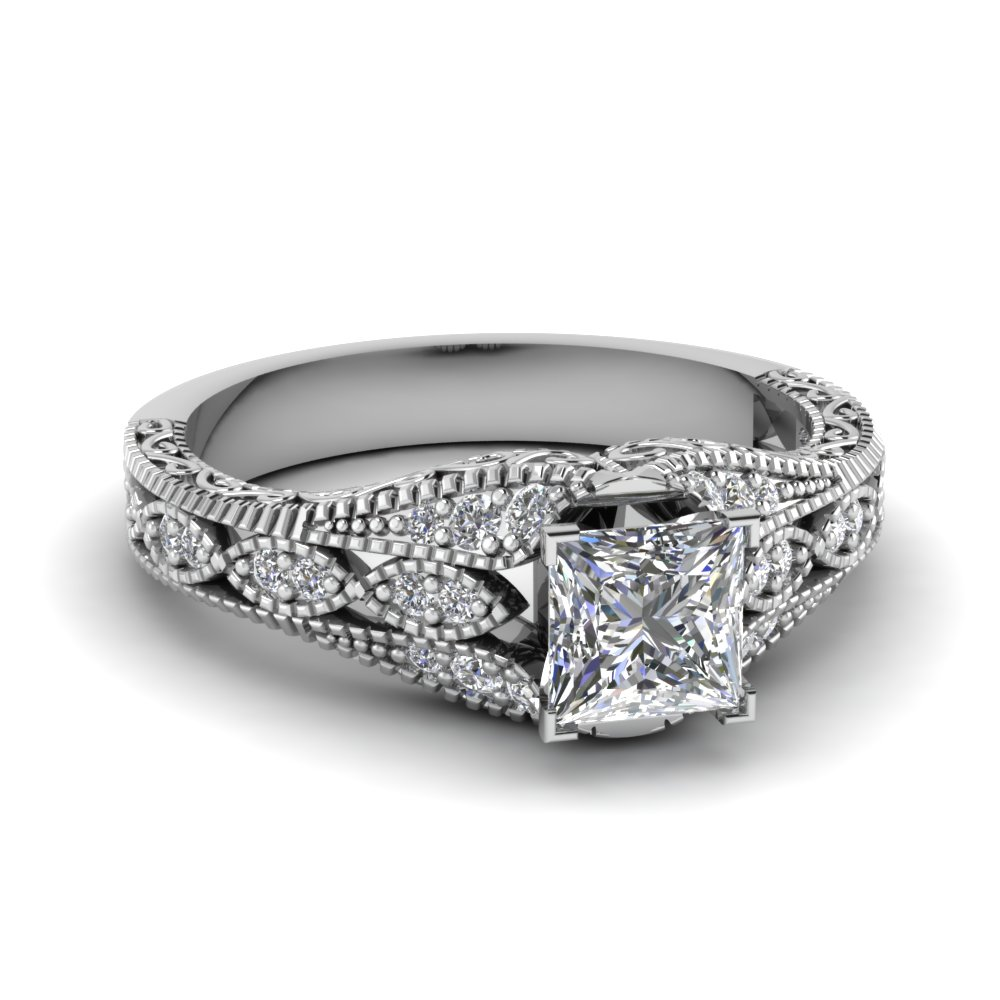 To acquire Princess Antique cut engagement rings pictures trends