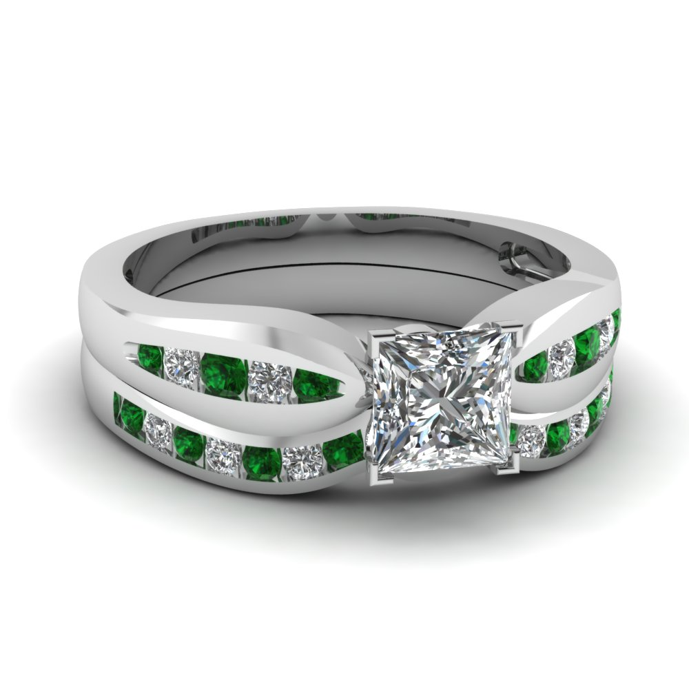 Shop for Rare Emerald Jewelry | Fascinating Diamonds