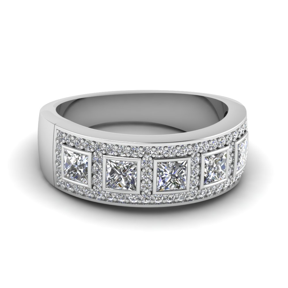 launching womens diamond wedding bands fascinating diamonds. Black Bedroom Furniture Sets. Home Design Ideas