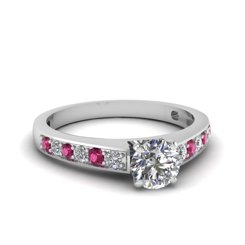 white-gold-round-white-diamond-engagement-wedding-ring-with-dark-pink-sapphire-in-channel-set-FDENS3002RORGSADRPI-NL-WG-30