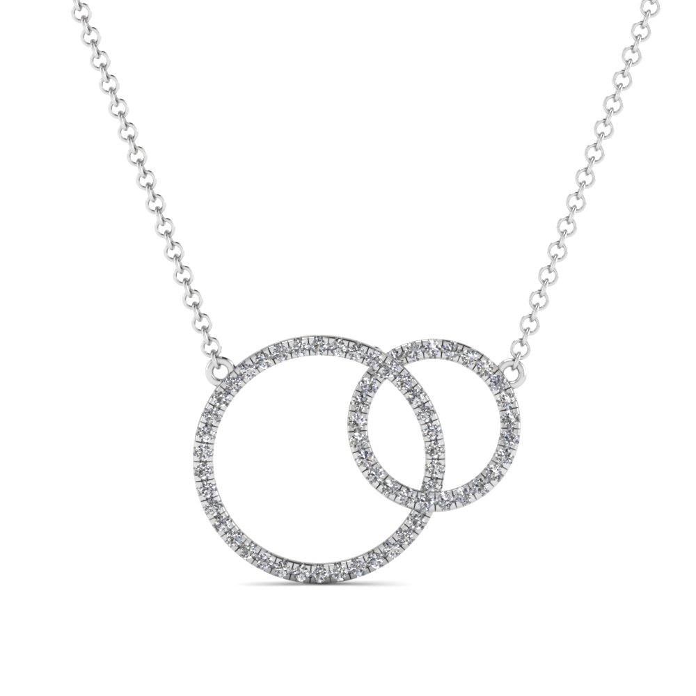 white-gold-round-white-diamond-inter-loop-fancy-pendant-in-prong-set-FDPD68806-NL-WG