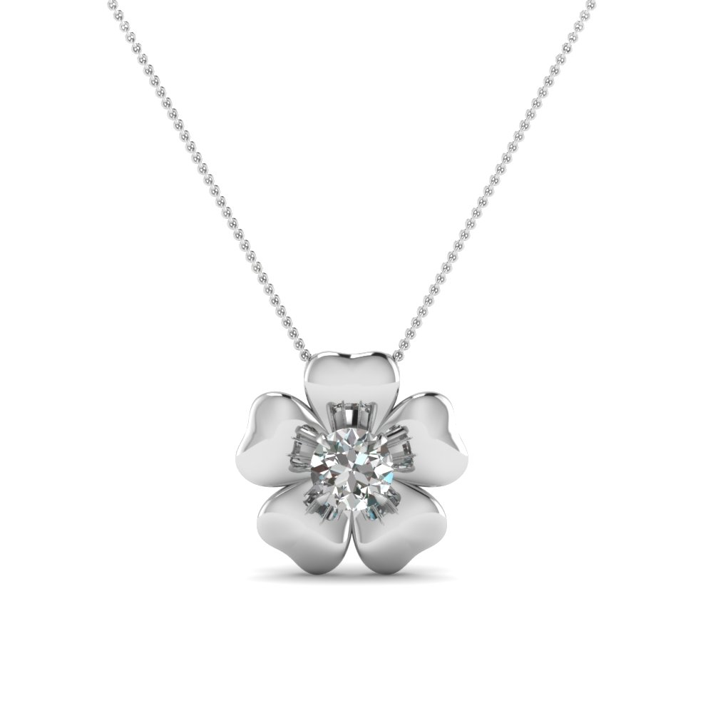 Clearance Diamond Pendants
