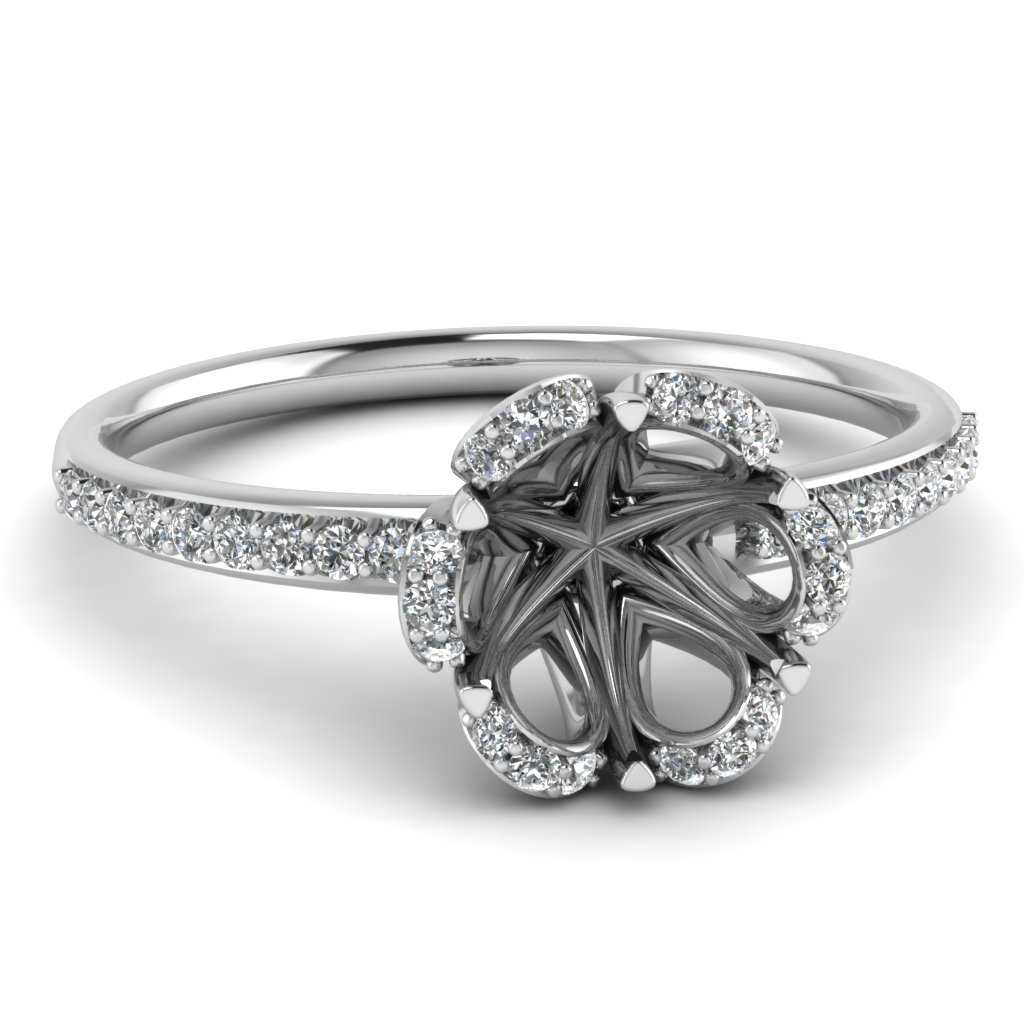 Engagement Ring Without Stones