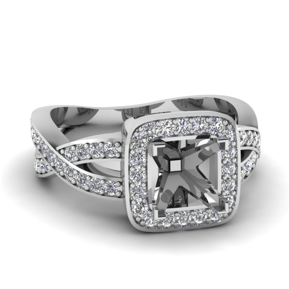 halo entwined semi mount diamond engagement ring in FDENS3237SMR NL WG.jpg
