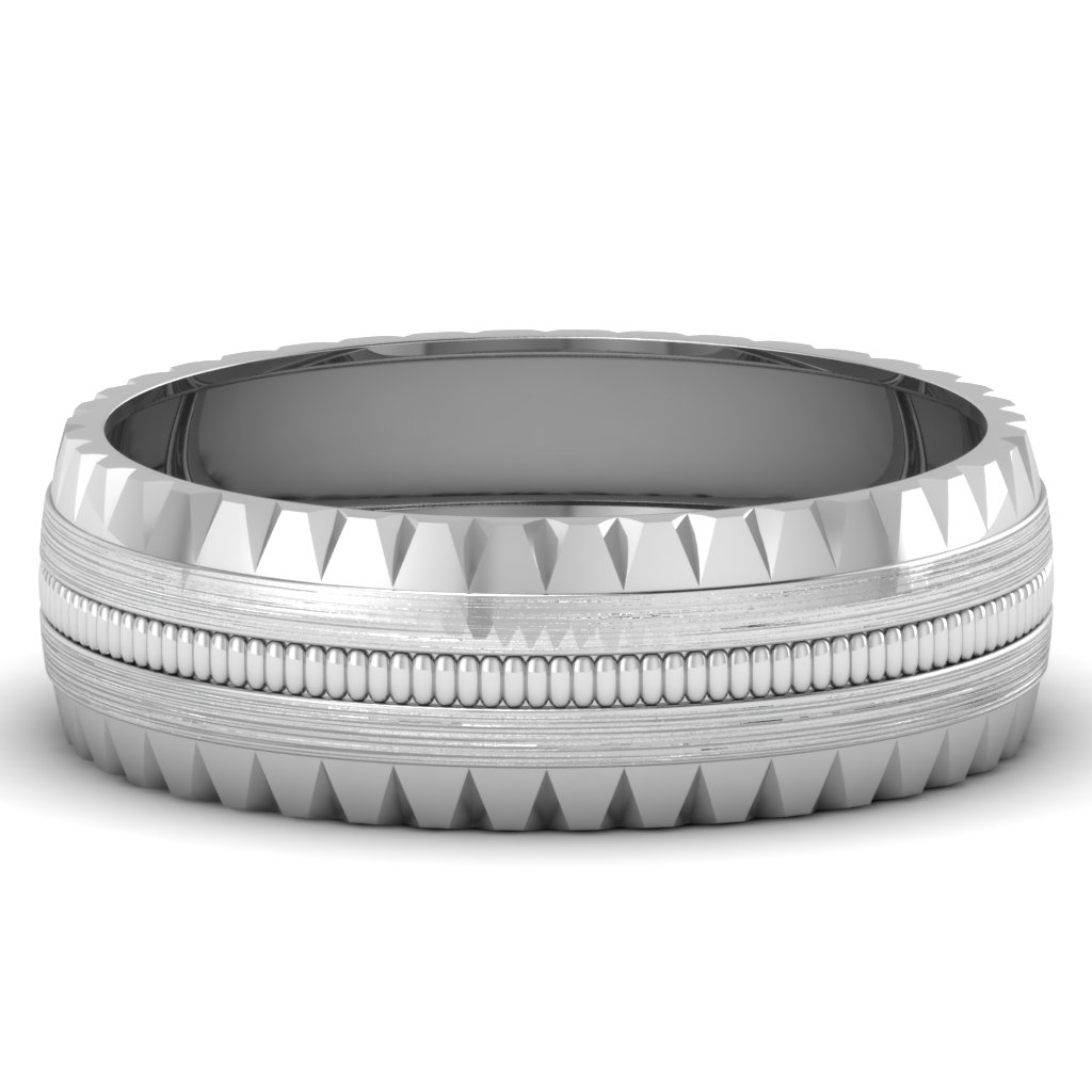 Browse our full collection of Mens Wedding Bands Online