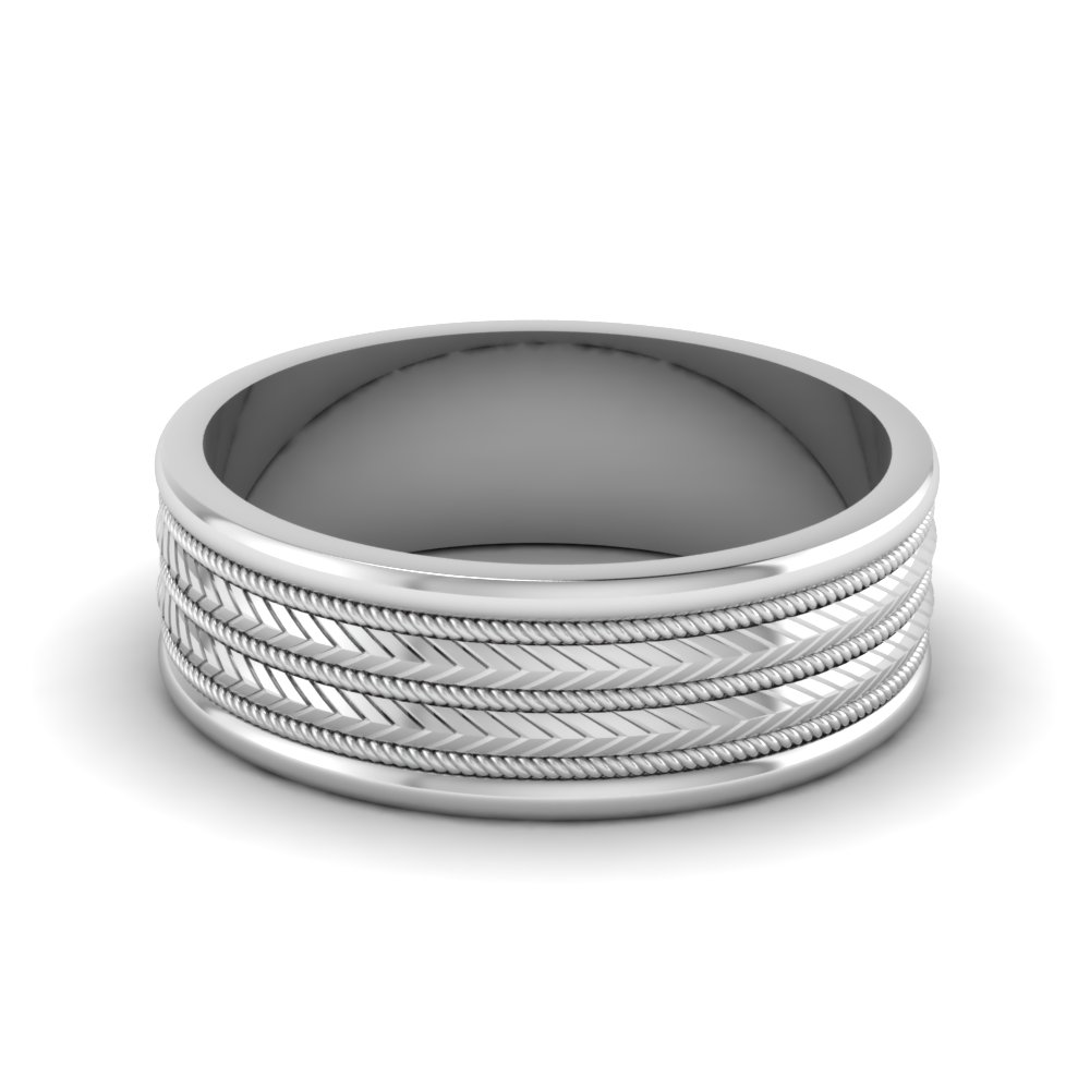 white-gold-zippered-design-mens-wedding-band-FDHM166B-NL-WG