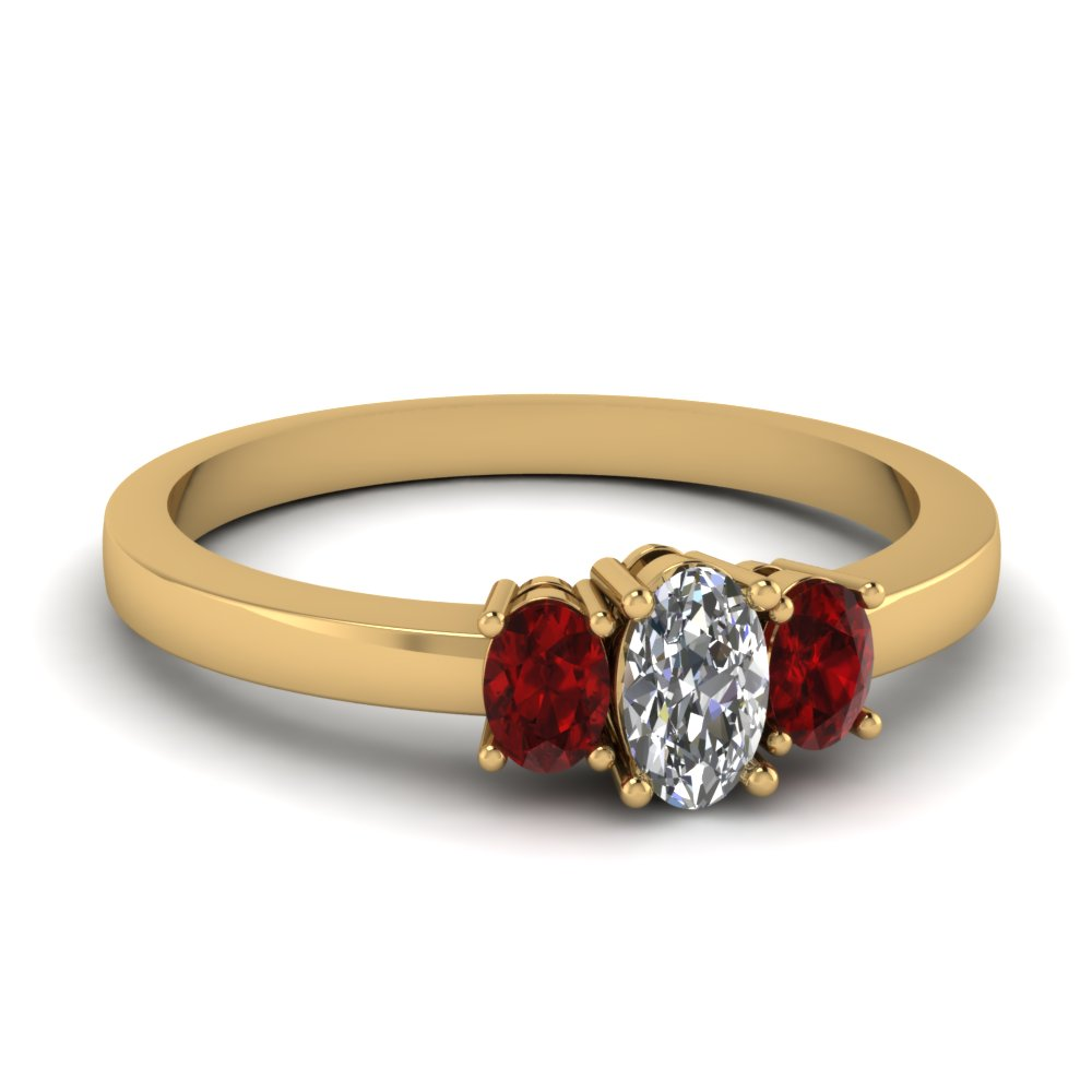 flower ring itm red with enamel ruby ebay vintage cz design rings