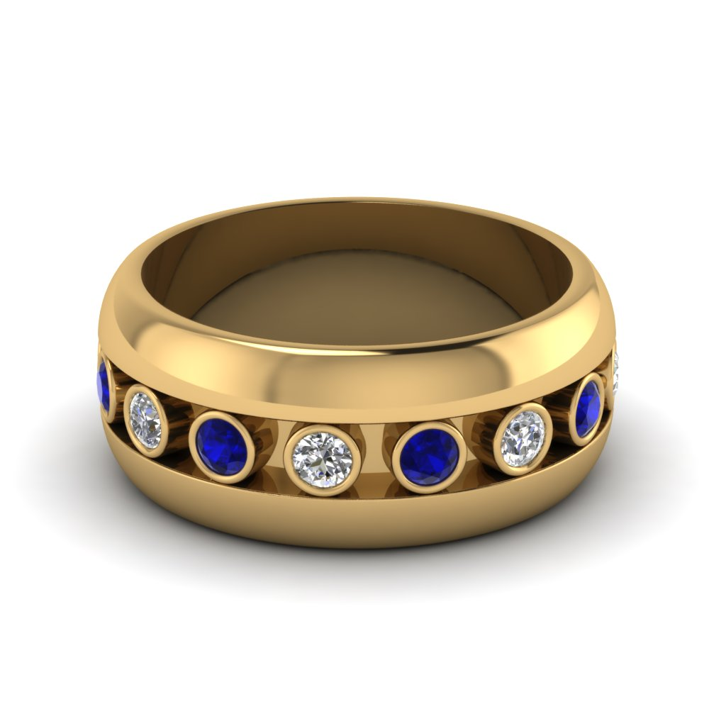 band rings theme blue wedding cobalt of mens mathew bands magnificent beautiful davidson harley inspiration
